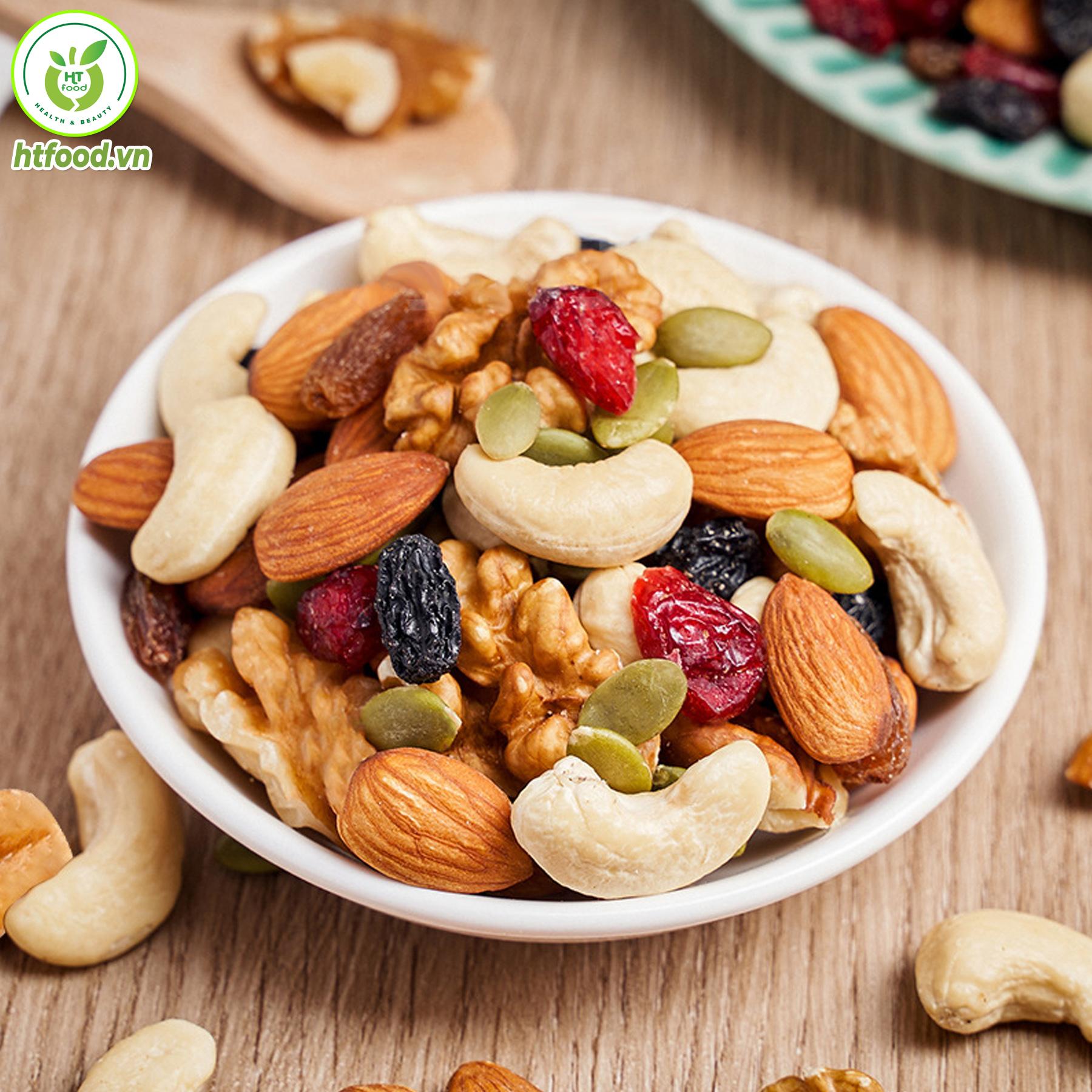 Hạt dinh dưỡng Mix ở Hà Nội