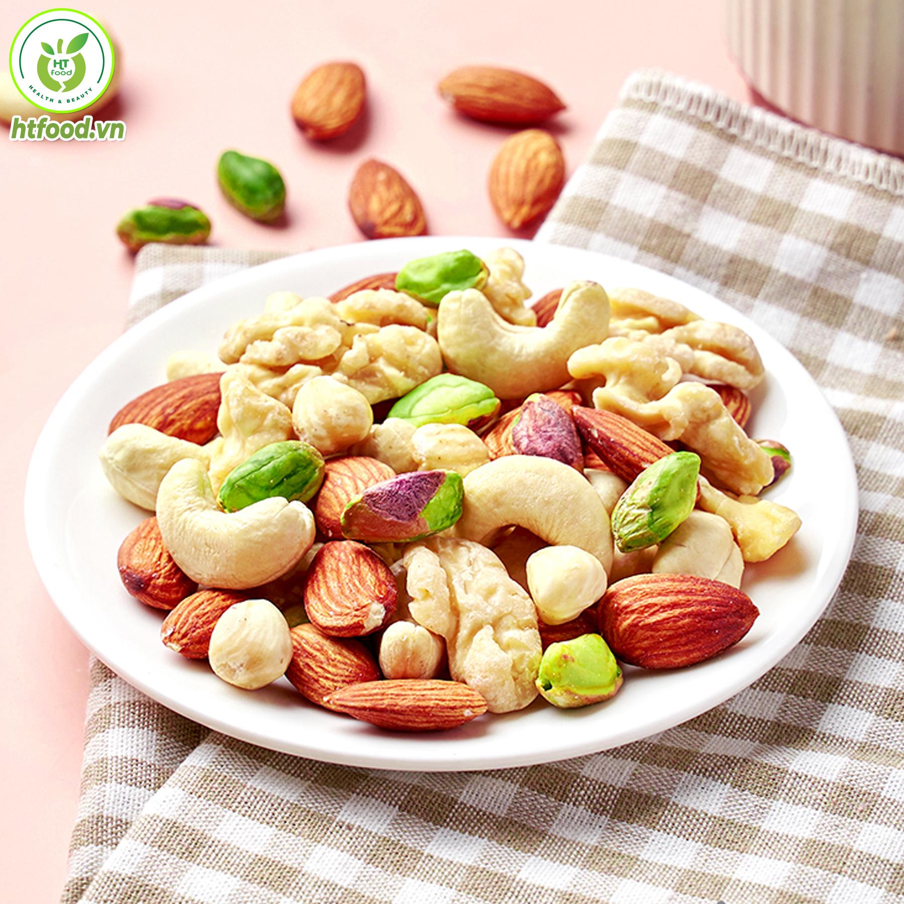 Mua hạt dinh dưỡng ở Hà Nội