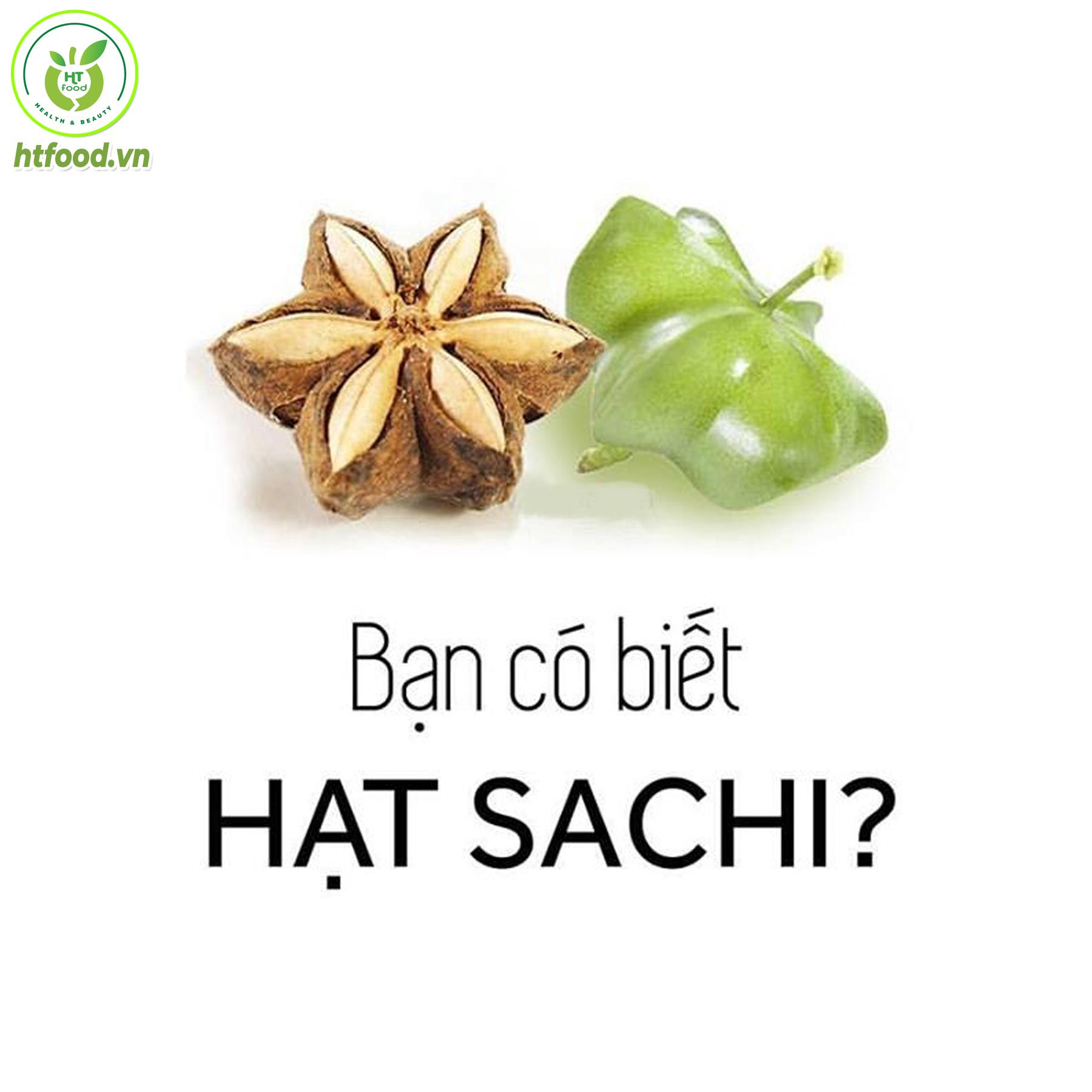 Bạn có biết hạt sachi?