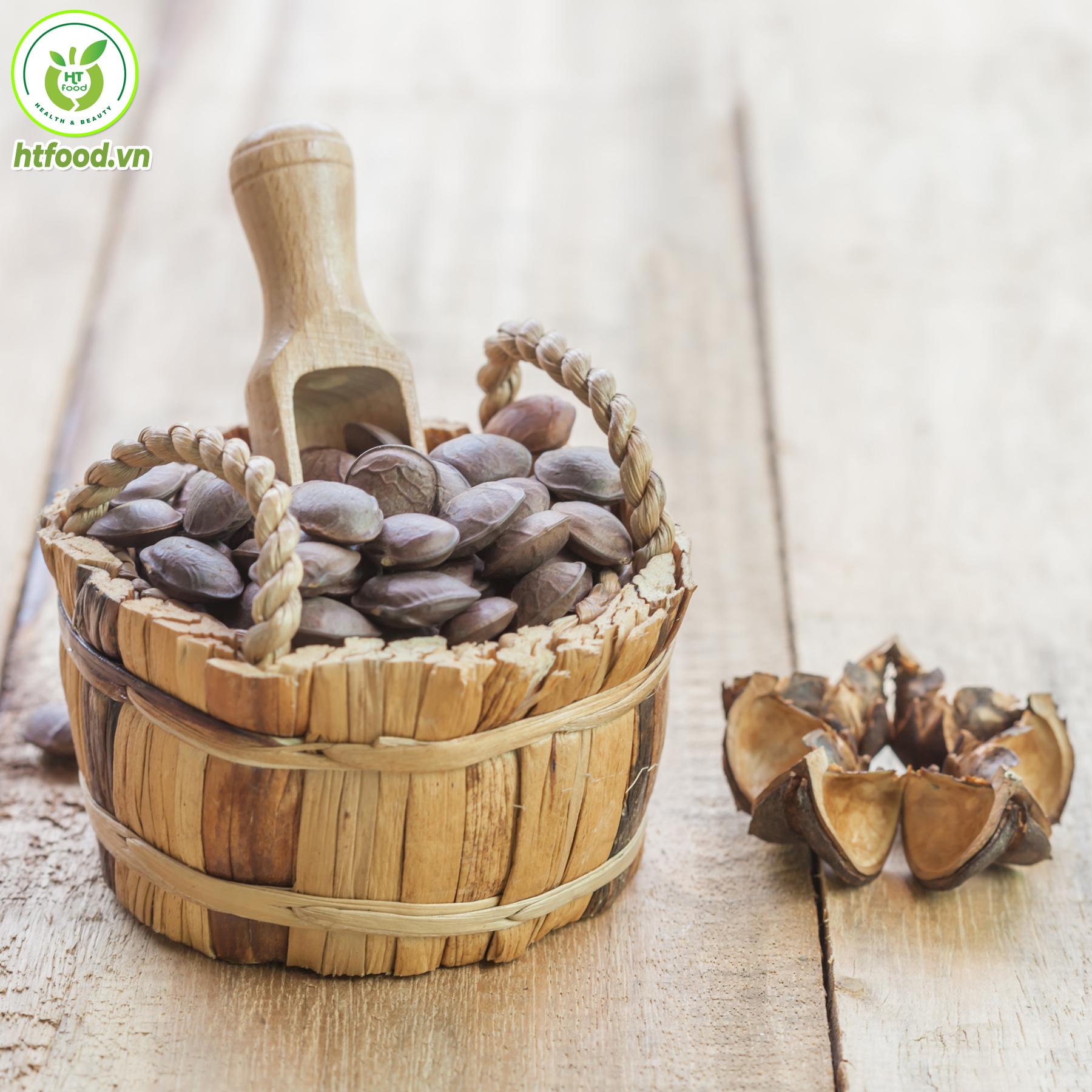Tác dụng của hạt sachi là gì?