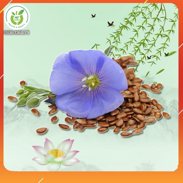 hạt lanh hữu cơ